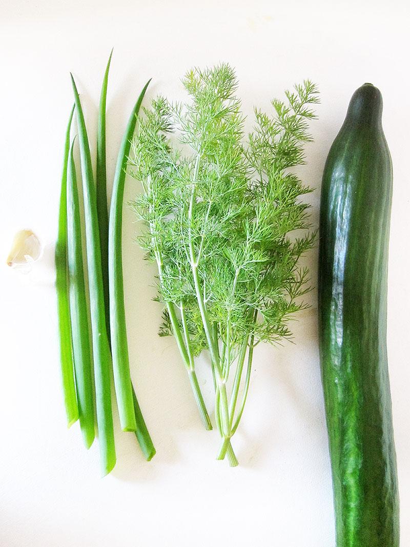 Cremiges Veganes Dill Salat Dressing 2