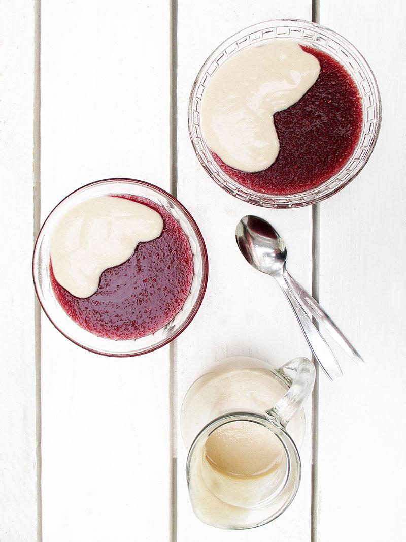 Vegan Gluten free Berry Jelly Recipe