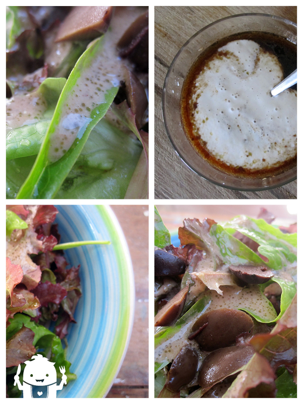 vegan gluten-free Salad Dressing