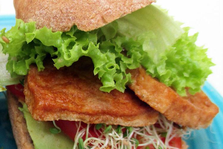 Vegane Glutenfreie Tofu Scheiben Rezept