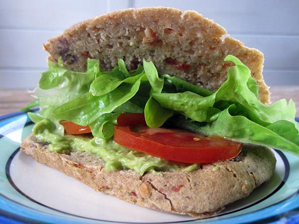 Vegan Gluten-Free Mini Focaccia