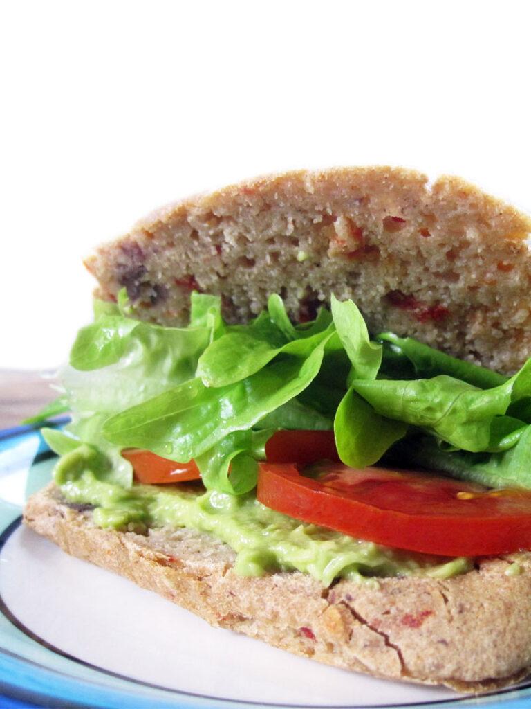 Vegan Gluten-free Flat Bread Recipe