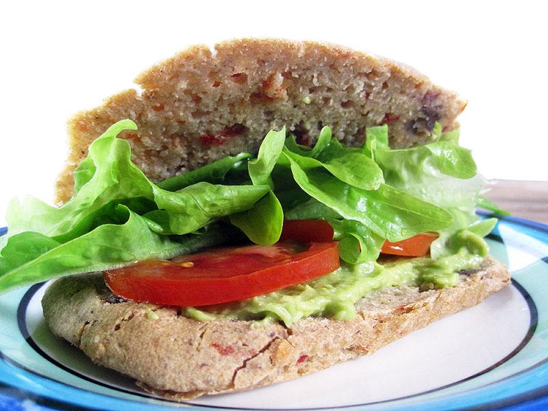 Vegan Glutenfreies Fladenbrot Rezept 3