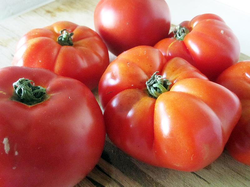 Tomaten Hirse Suppe Vegan Rezept