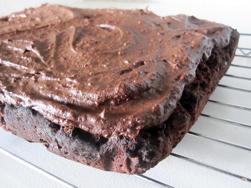 Paranuss Brownie Rezept Vegan Glutenfrei 2
