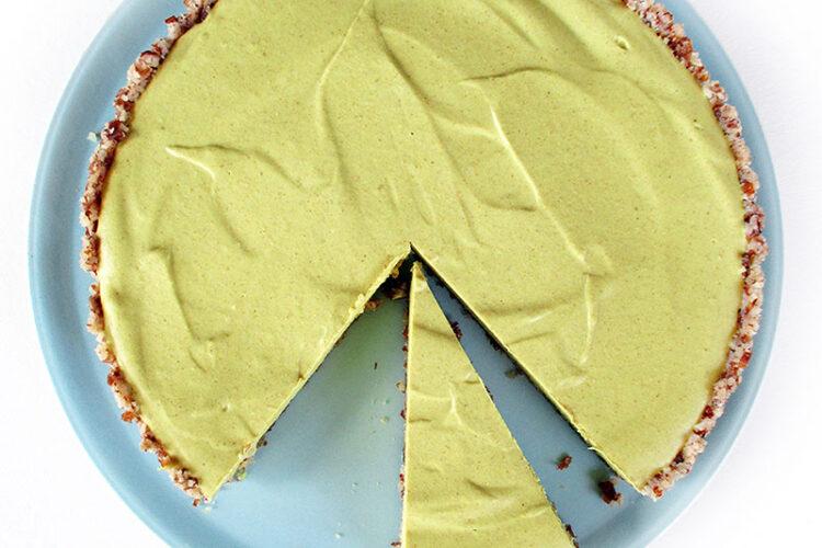 Vegan Glutenfrei Nix Backen Zitronen Torte 1
