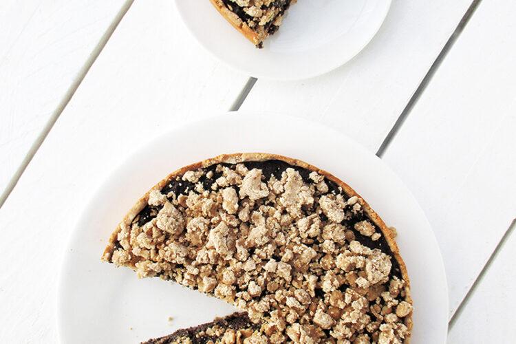 Vegan Glutenfrei Fruchtgesuesst Mohn Kuchen Rezept 3 1