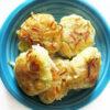 Vegan Glutenfrei Polenta Lauch Bratlinge Rezept 1 1