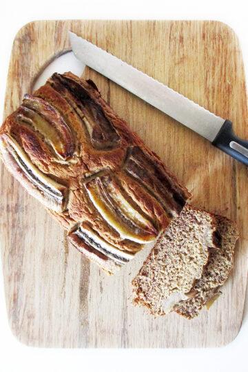 Veganes Glutenfreies Fruchtgesuesstes Bananen Brot Rezept 3 1