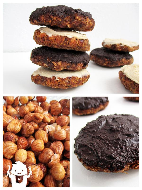 Raw Vegan Gluten-free Lebkuchen Gingerbread