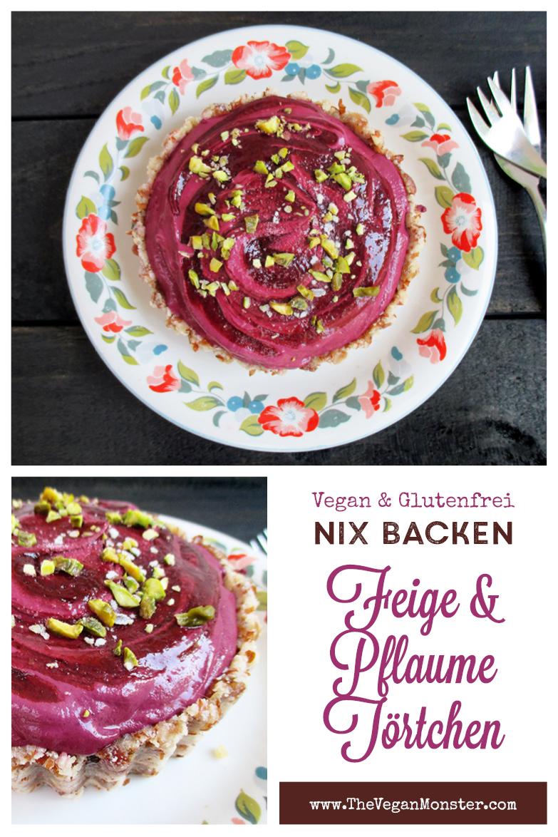 Vegane Glutenfreie Fruchtgesuesste Nix Backen Pflaumen Feigen Kuchen Rezept P3