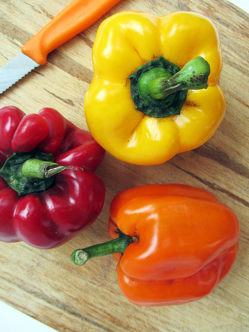Vegane Glutenfreie Paprika Suppe Rezept 1