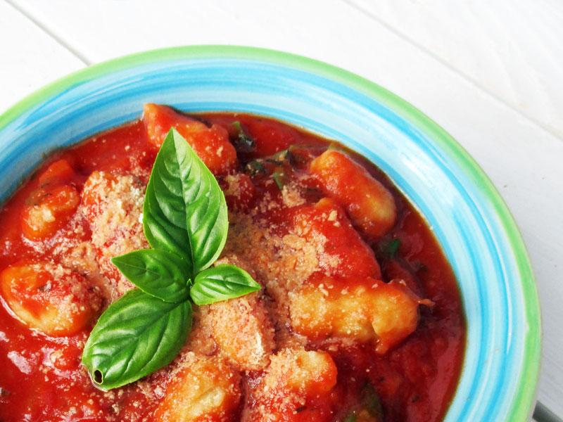 Vegan Gluten free Egg free Home made Gnocchi Recipe 3