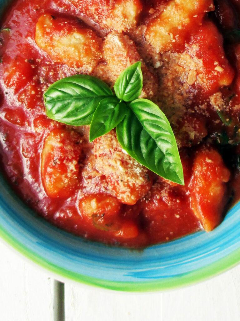 Vegane Glutenfreie Gnocchi Rezept
