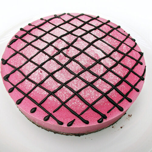 Vegane Glutenfreie Nix Backen Himbeer Schoko Torte Kuchen Ohne Nuesse Rezept 1 1