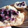 Vegane Glutenfreie Fruchtgesuesste Johannisbeer Mini Kuechlein Kuchen Ohne Oel Rezept