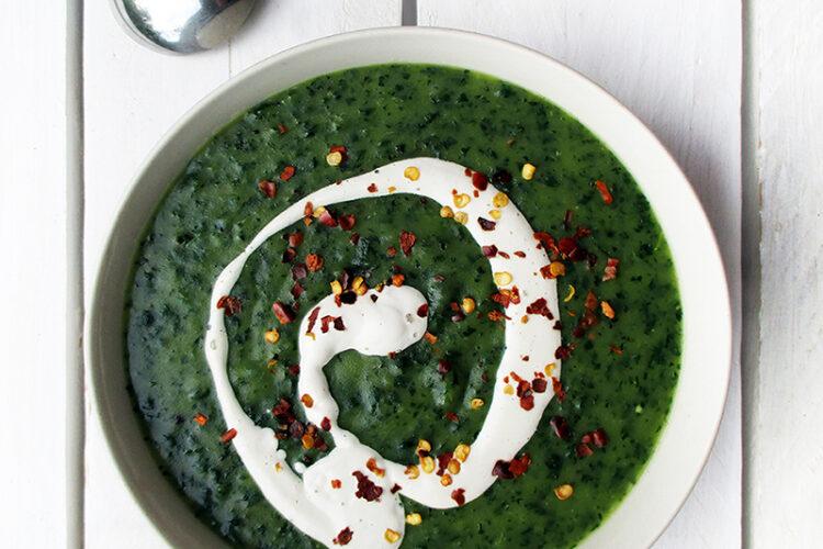 Vegane Glutenfreie Iss Dein Gruen Gruenkohl Kartoffel Suppe Rezept 2 1