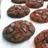 Vegane Glutenfreie Nussmilch Mehl Schoko Kekse Cookies Ohne Oel Rezept 4 1