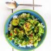 Veganes Glutenfreies Einfaches Gruenes Gemuese Curry Rezept 3 1