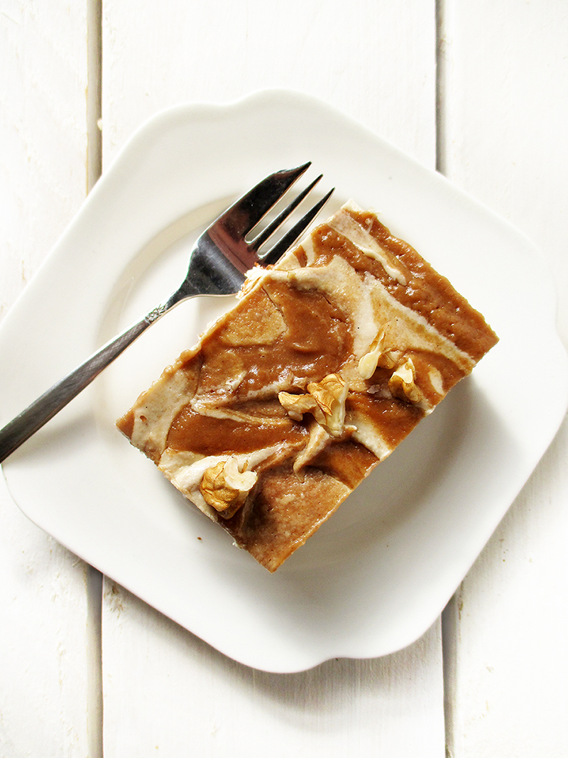 Vegane Glutenfreie Nix Backen Salted Karamell Kuchen Schnitten Fruchtgesuesst Rezept 5
