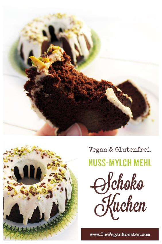 Vegane Glutenfreie Nix Backen Zitronen Kuchen Torte Ohne Nuesse Rezept P53