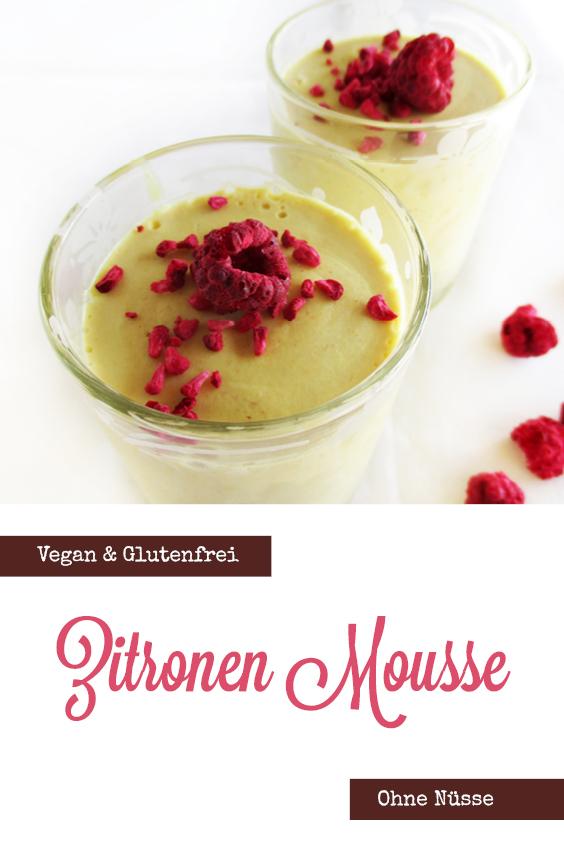 Vegane Glutenfreie Nix Backen Zitronen Kuchen Torte Ohne Nuesse Rezept P54 2