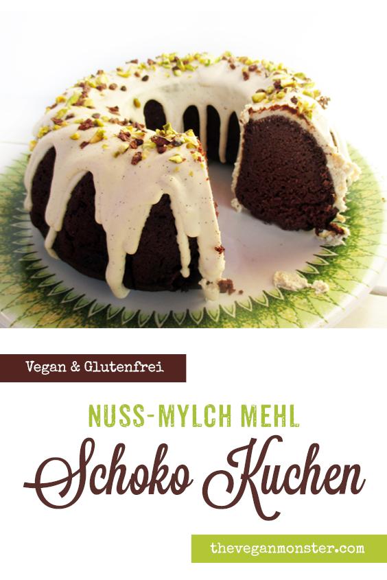 Vegane Glutenfreie Nix Backen Zitronen Kuchen Torte Ohne Nuesse Rezept P54