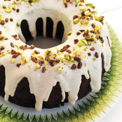 Veganer Glutenfreier Nussmilch Mehl Schoko Kuchen Ohne Oel Rezept 1 2