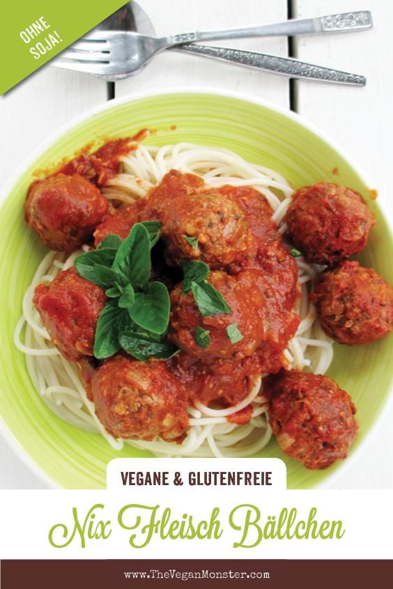 Vegane Glutenfreie Fleischfreie Linsen Baellchen Ohne Fleisch Ohne Soja Ohne Nuesse Rezept P2