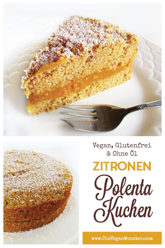 Veganer Glutenfreier Polenta Kuerbis Zitronen Kuchen Ohne Oel Rezept3