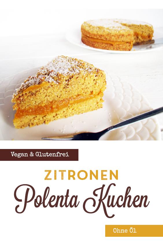 Veganer Glutenfreier Polenta Kuerbis Zitronen Kuchen Ohne Oel Rezept4