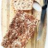 Veganes Glutenfreies Knusper Buchweizen  Brot Rezept