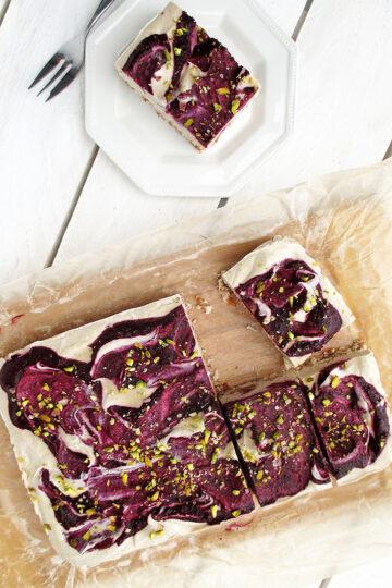 Vegane Glutenfreie Nix Backen Beeren Vanille Kuchen Schnitte Fruchtgesuesst Rezept 4 1