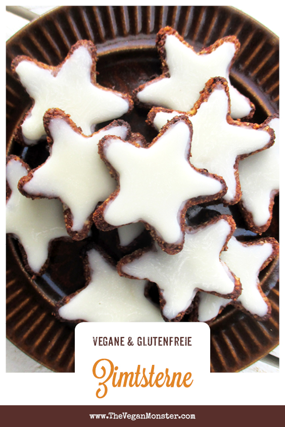 Vegane Glutenfreie Zimtsterne Plaetzchen Ohne Ei Ohne Milch Ohne Zucker Rezept 1 1