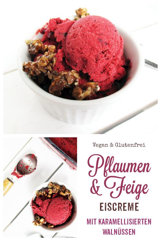 Vegane Glutenfreie Pflaumen Eiscreme Fruchtgesuesst Ohne Milch Rezept P1