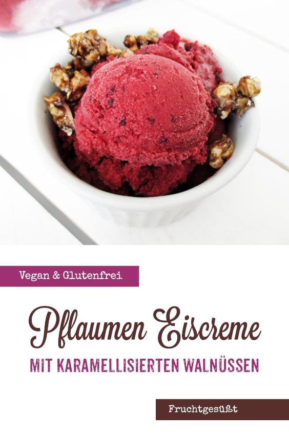 Vegane Glutenfreie Pflaumen Eiscreme Fruchtgesuesst Ohne Milch Rezept P2