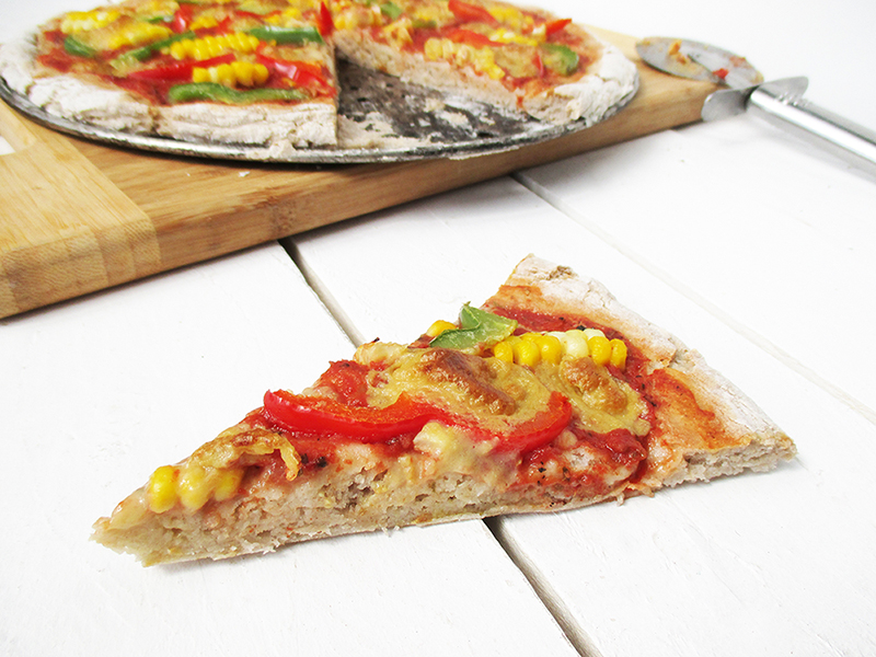 Vegane Glutenfreie Pizza Mit Kaese Ohne Nuss Rezept 3