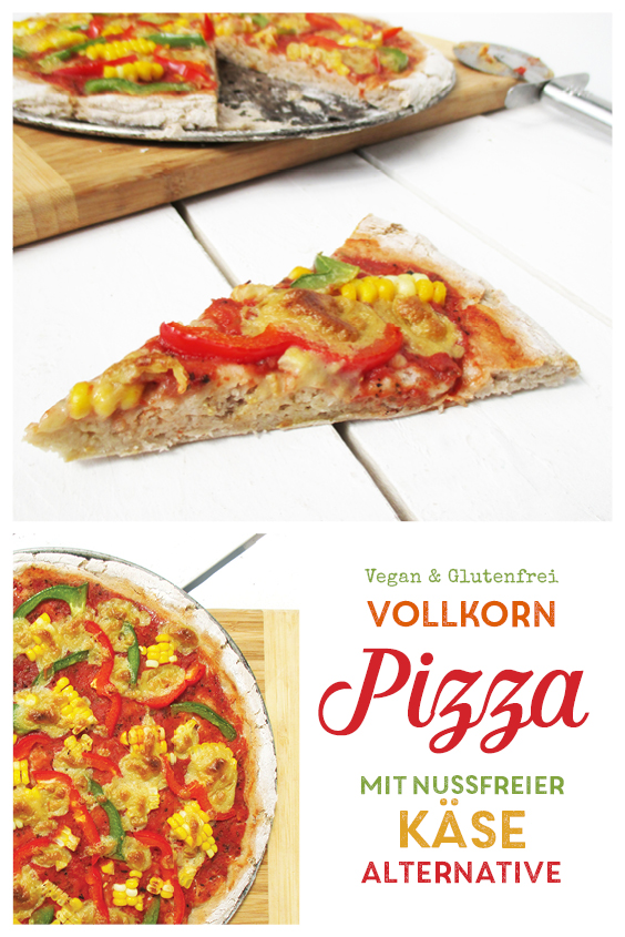 Vegane Glutenfreie Pizza Mit Kaese Ohne Nuss Rezept P1