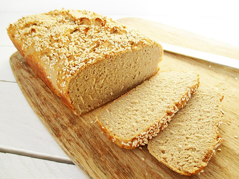 Vegan Gluten free Dairy free Quinoa Bread Recipe 05