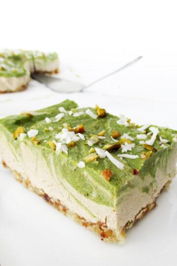 Vegane Glutenfreie Nix Backen Kiwi Vanille Kuchen Schnitten Ohne Milch Fruchtgesuesst Rezept 4 1