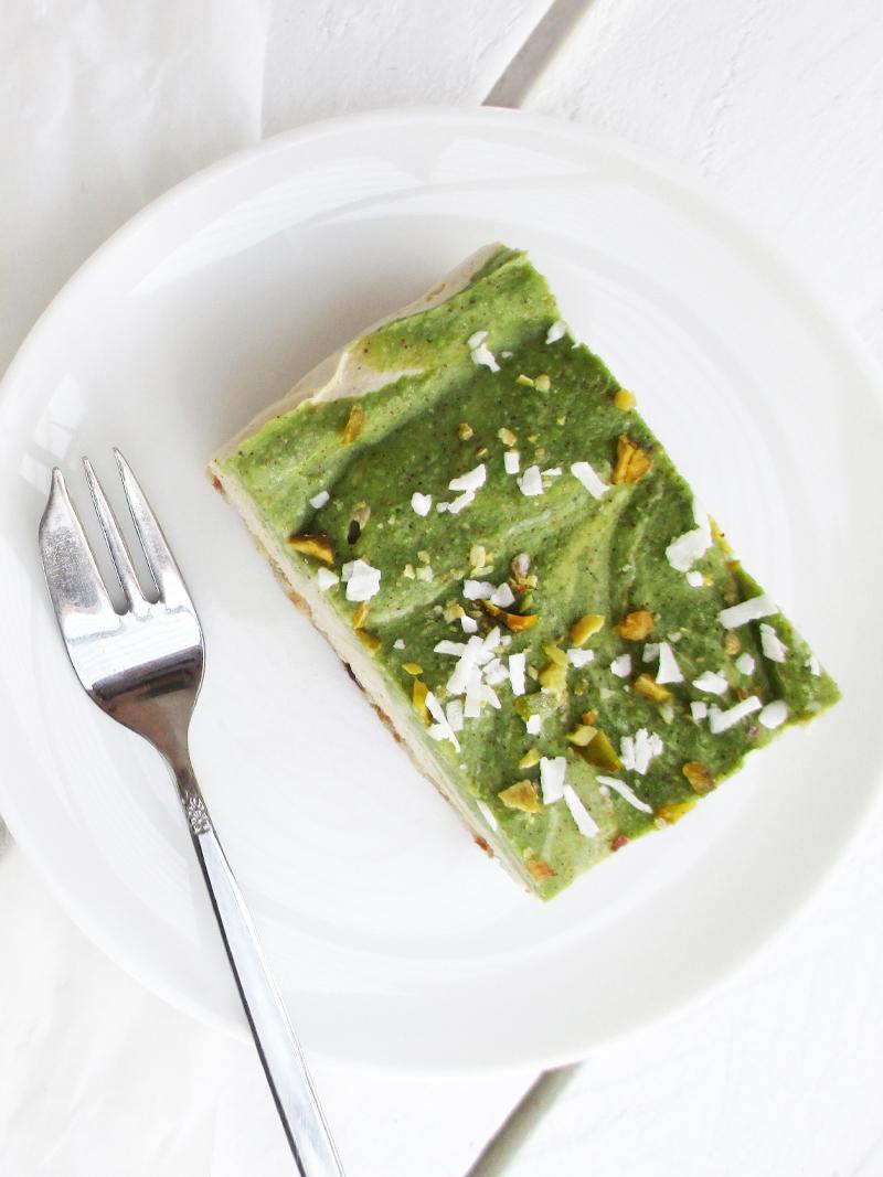 Vegane Glutenfreie Nix Backen Kiwi Vanille Kuchen Schnitten Ohne Milch Fruchtgesuesst Rezept 5