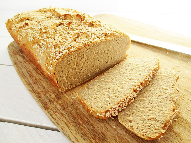 Veganes Glutenfreies Quinoa Brot Ohne Milch Rezept 05