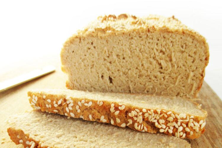 Veganes Glutenfreies Quinoa Brot Rezept