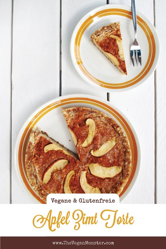 Nix Backen Vegane Glutenfreie Apfel Zimt Torte Rezept P2
