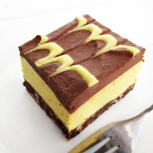 Veganer Glutenfreier Rohkoestlicher Nix Backen Orangen Schokoladen Kuchen Rezept 2 1