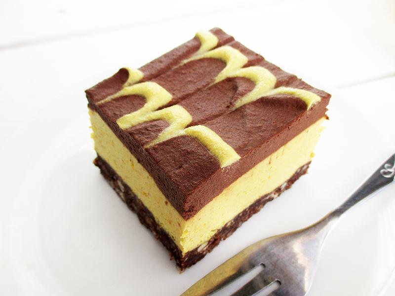 Veganer und glutenfreier Orangen Schokoladen Kuchen