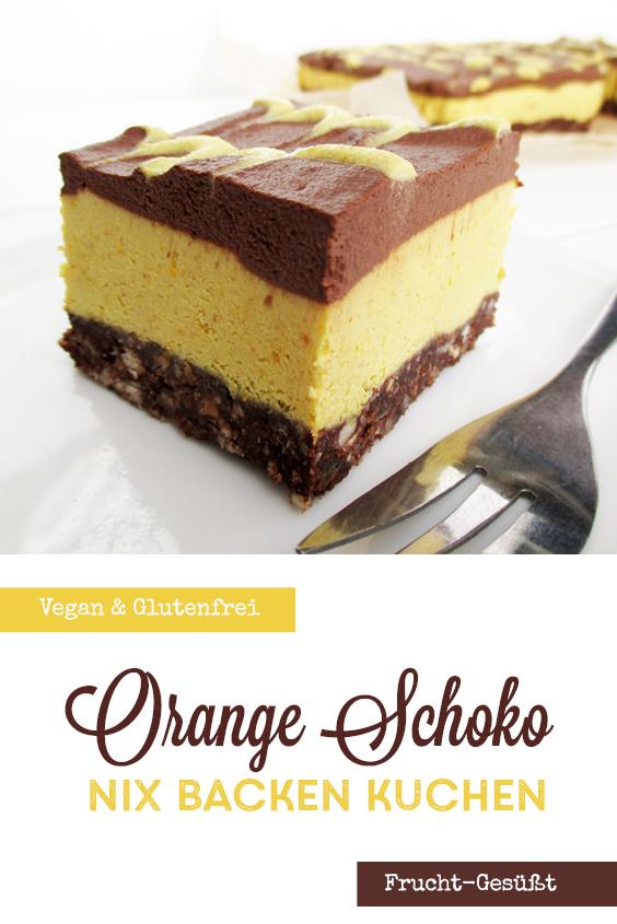 Veganer Glutenfreier Rohkoestlicher Nix Backen Orangen Schokoladen Kuchen Rezept P3