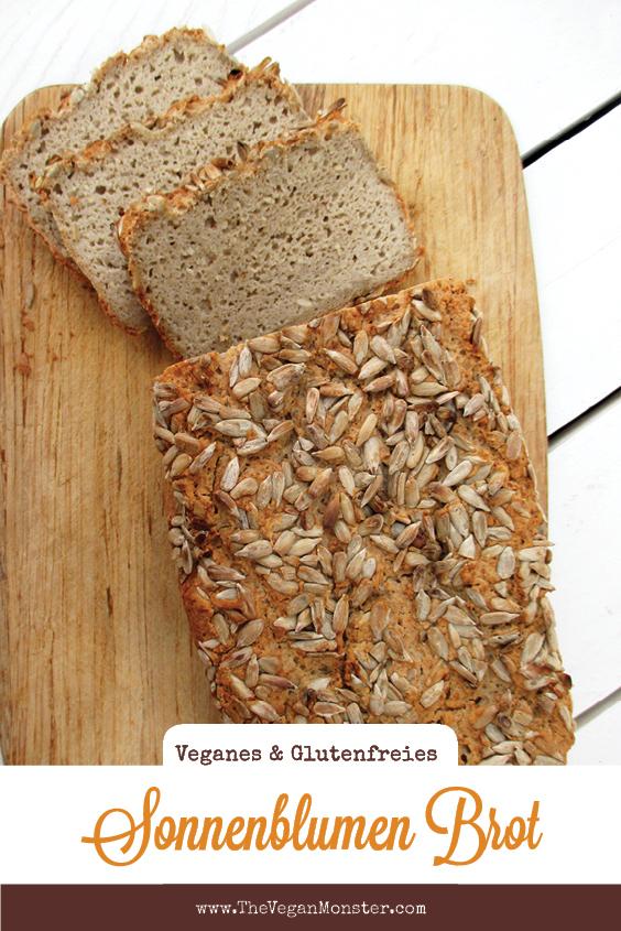 Veganes Glutenfreies Milchfreies Eifreies Sonnenblumenkern Brot Rezept Ohne Oel P2