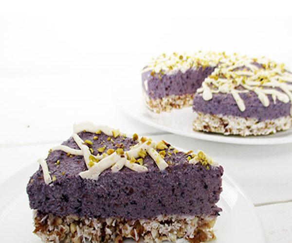 Nix Backen Beeren Torte Vegan Glutenfrei Rezept