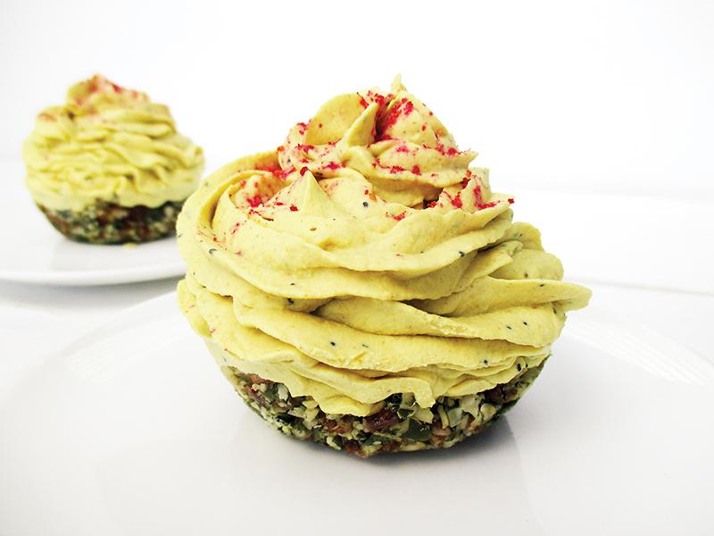 Nix Backen Vegane Glutenfreie Milchfreie Zitronen Mohn Toertchen Rezept 2